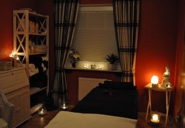 Rabatt auf Massage oder Reiki-Anwendungen