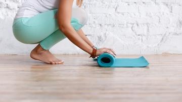 30,- € statt 40,- € bei allen Yogakursen - post image