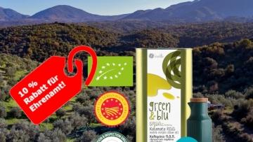Bio Olivenöl direkt aus Griechenland 10 % vergünstigt! - post image