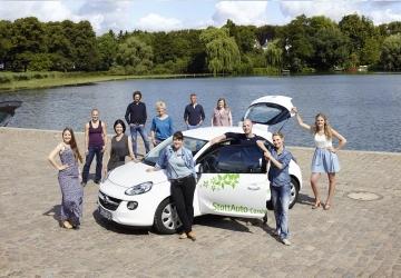 CarSharing nutzen mit StattAuto