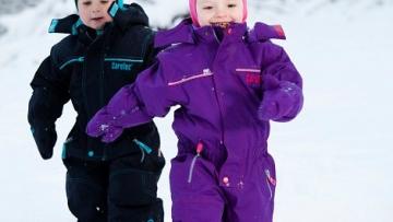 Schneeanzüge für Kinder aus Dänemark 50% Rabatt - post image